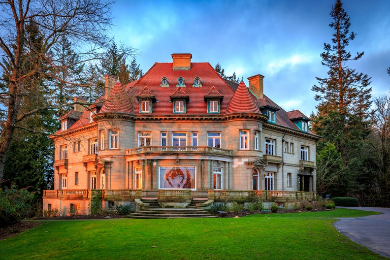 Pittock Mansion | © Shutterstock