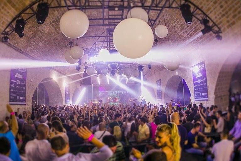 Clubbing in Dubrovnik