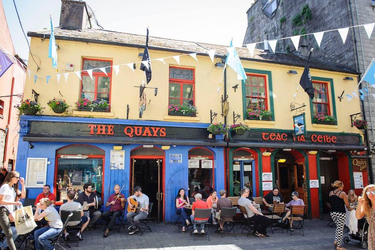 The Quays Bar and Restaurant, Galway