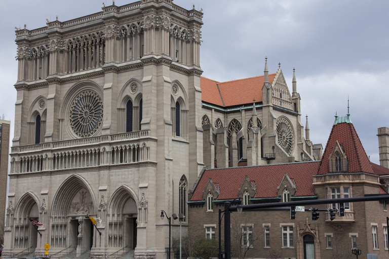 Covington Cathedral Basilica of the Assumption