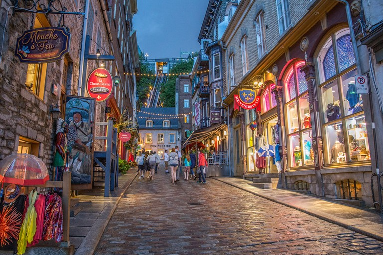 Charming Old Quebec