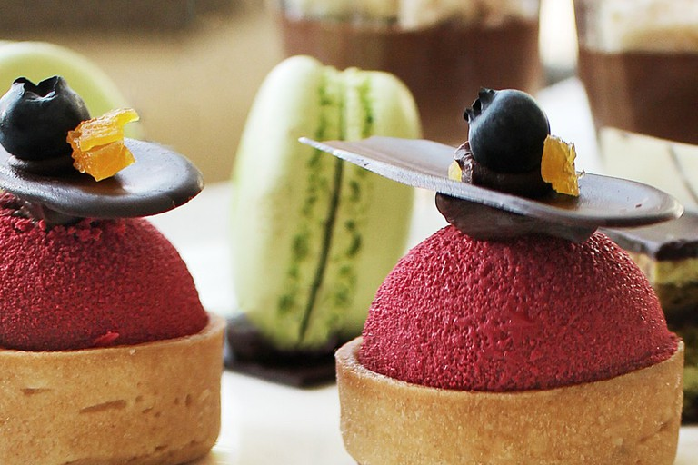 Afternoon Tea Pasteries