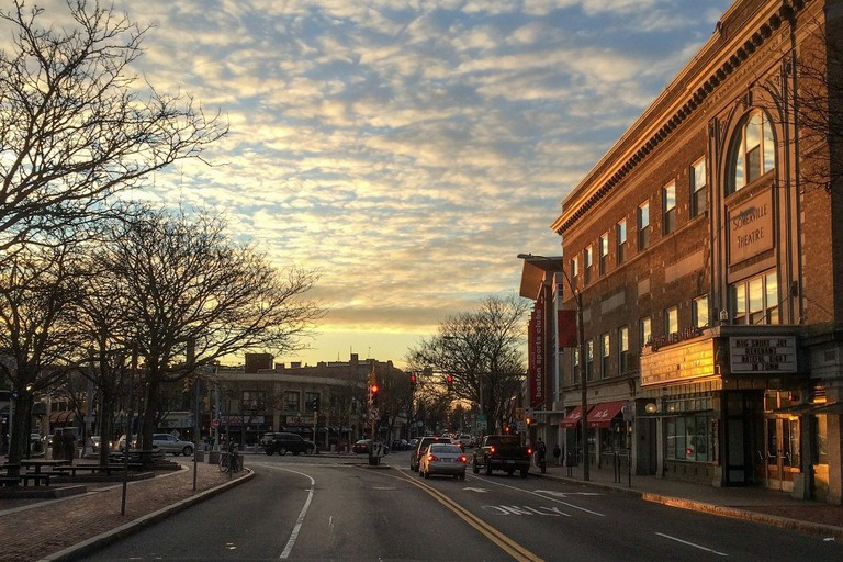 Somerville Sunset