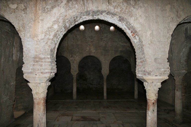 Granada's Banuelo – the oldest surviving Arabic baths in Spain