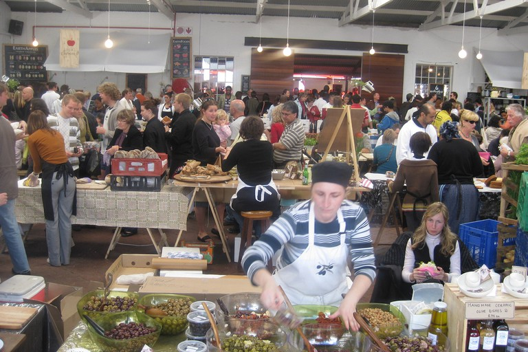 Neighbourgoods Market at the Old Biscuit Mill, Cape Town
