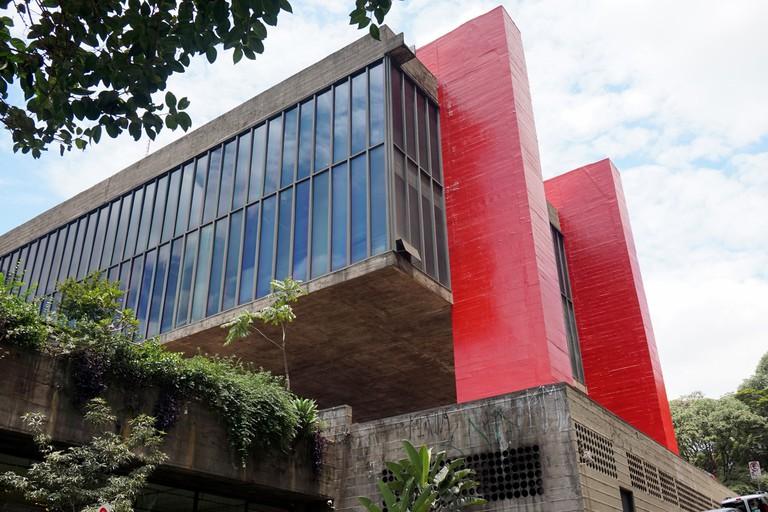 MASP - Museum of Art São Paulo