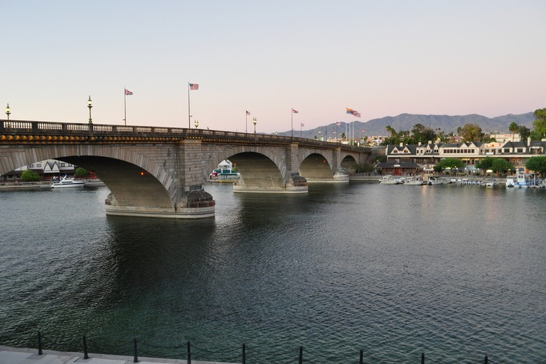 Lake Havasu's London Bridge