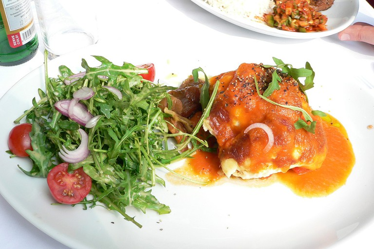 Pop in for high-end Turkish