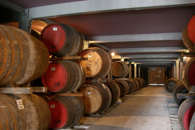 The Macallan Barrels
