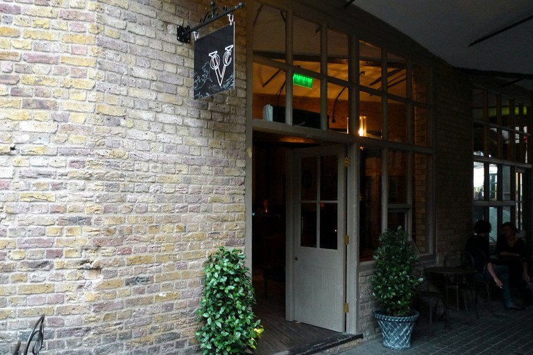 The outside of VOC King's Cross