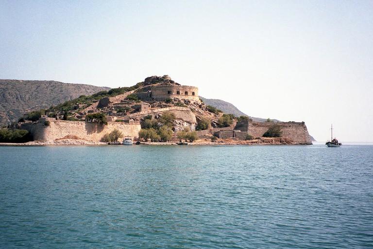 Spinalonga (Island of Tears), Crete, Greece