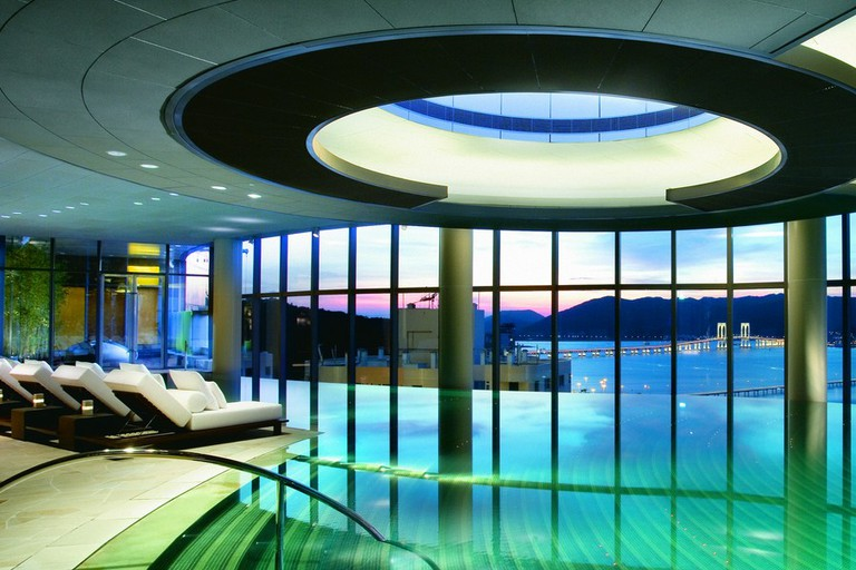 Infinity Pool at Altira Macau