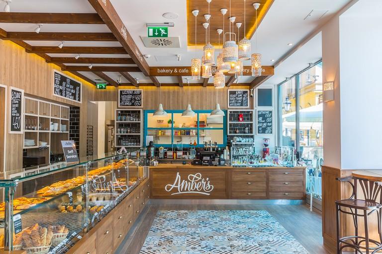 Amber's French Bakery & Café