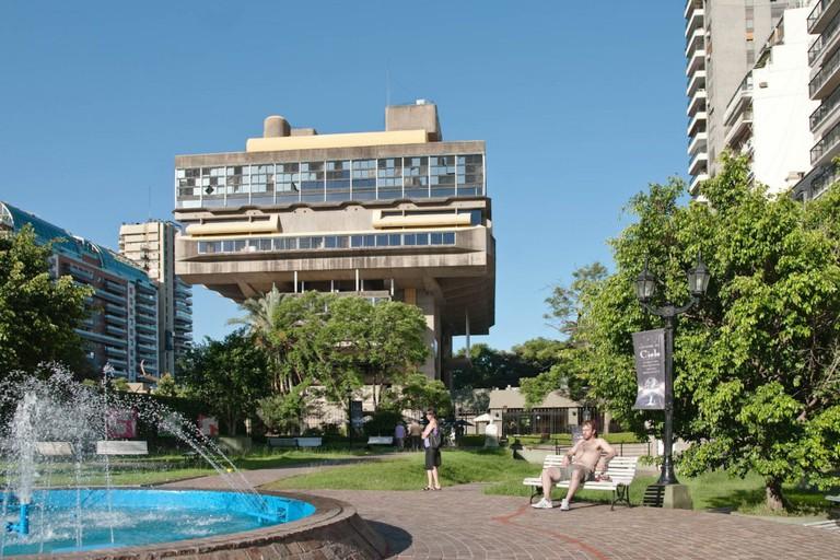 Biblioteca Nacional Argentina