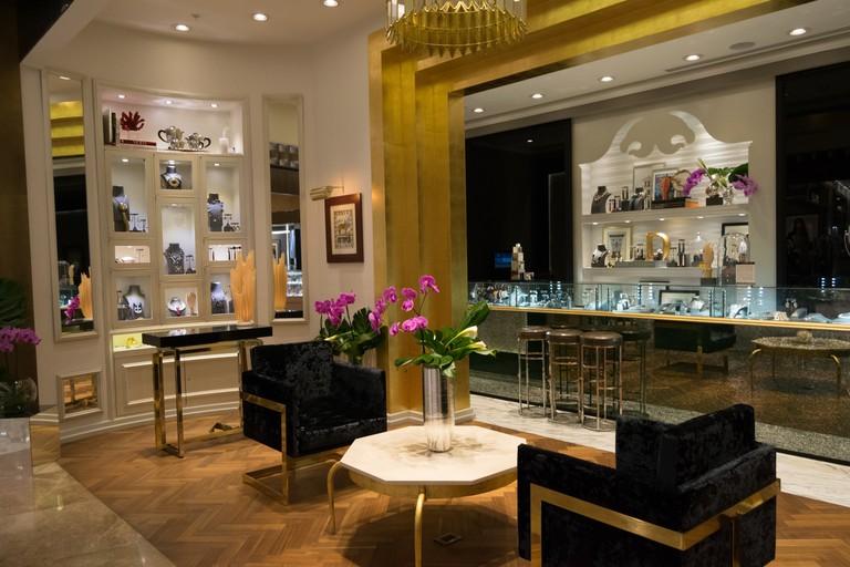 Daniel Espinosa's Polanco boutique