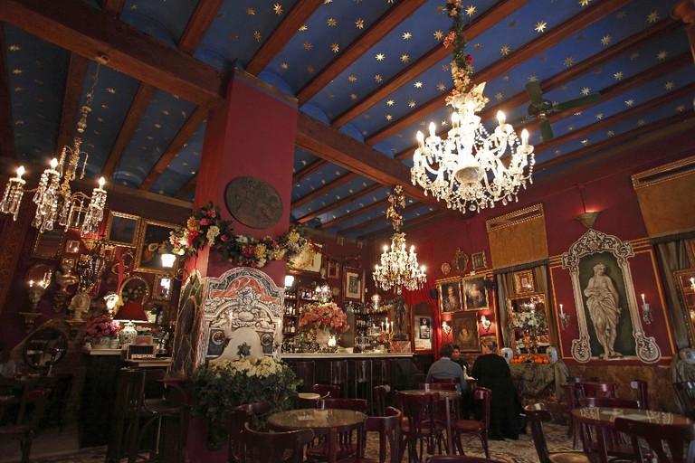 Cafe de las Horas, Valencia