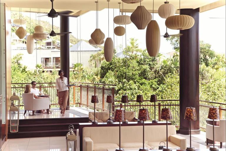 The Danzil Bar at Raffles