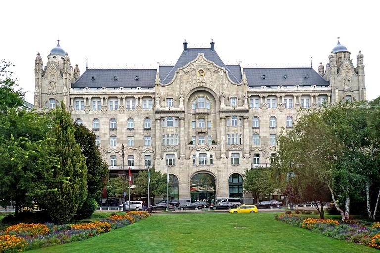 Hungary-02157 - Gresham Palace