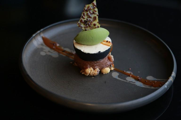 Truffle Infinity at 2am:dessert bar