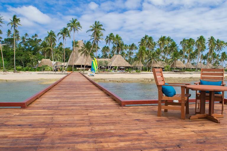 Jean-Michel Cousteau Resort, Savusavu, Fiji