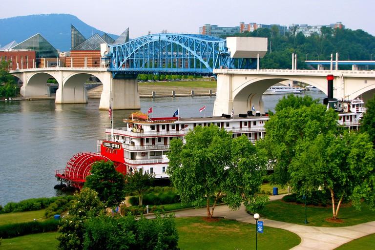 Chattanooga / (c) Jeff Gunn / Flickr