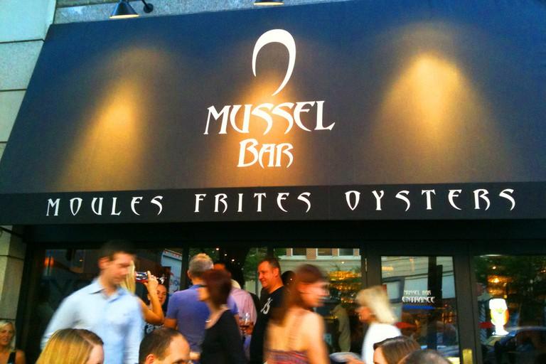 Mussel Bar & Grille, Bethesda