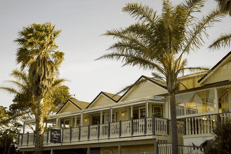 The Oyster Inn Exterior