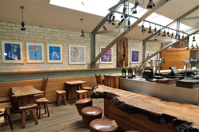 Bar Gandolfi, Glasgow