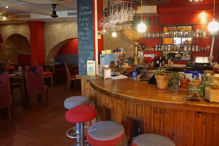 Restaurant Paprika, Granada
