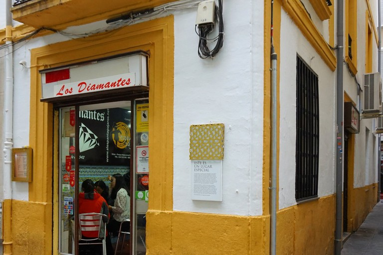 A lively local joint, Los Diamantes on Calle Navas is the original and best
