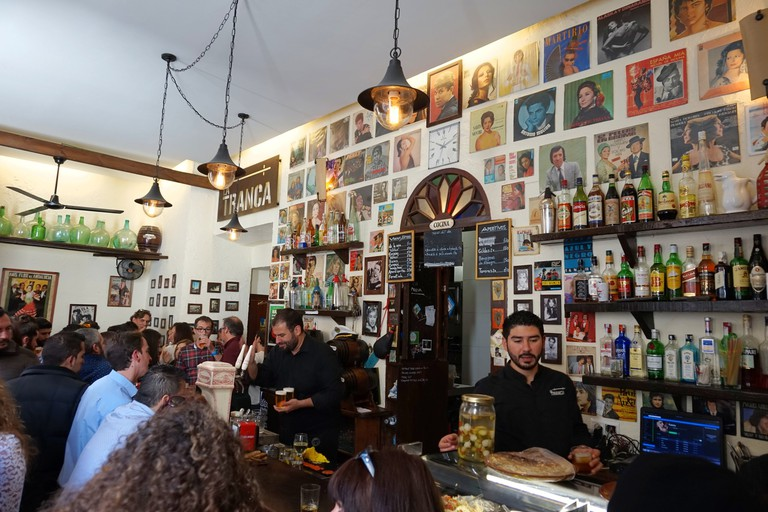 La Tranca – one of Málaga's best local bars