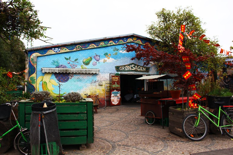 Grønsagen Christiania