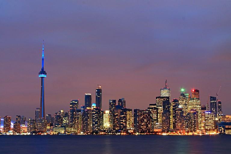 Toronto's Stunning Skyline