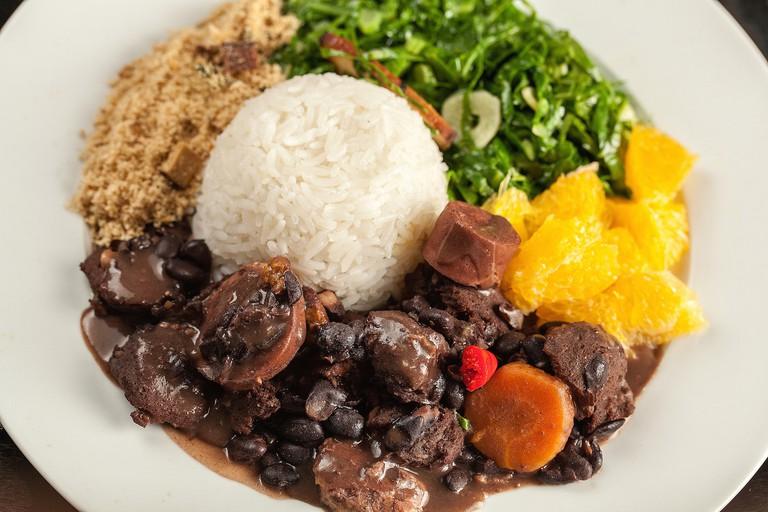 Vegetarian Feijoada at Vegan & Co.
