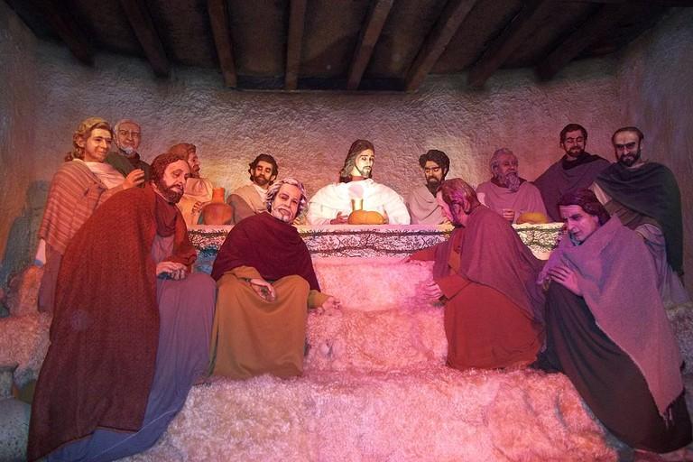 Meet Jesus at Tierra Santa