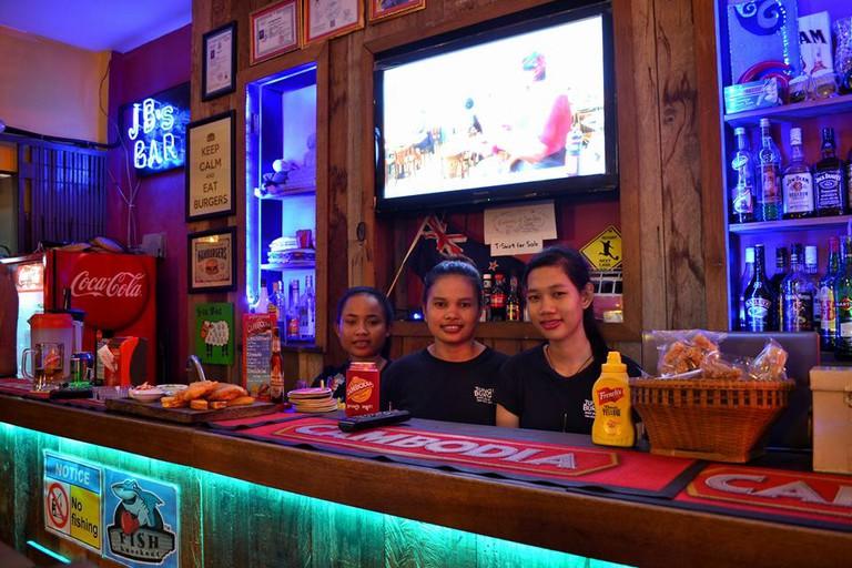 Courtesy of Jungle Burger Sports Bar & Bistro
