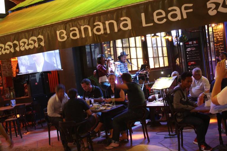Courtesy of Banana Leaf