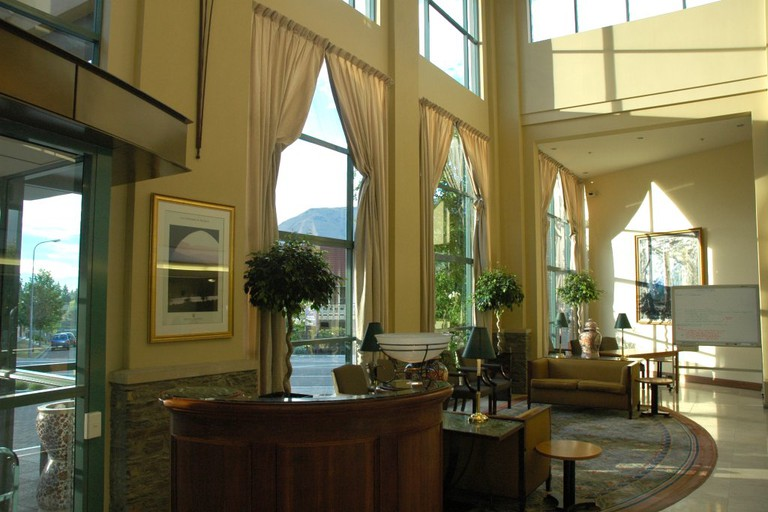 Millennium Hotel Reception, Queenstown