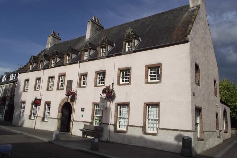 Dunbar's Hospital Building