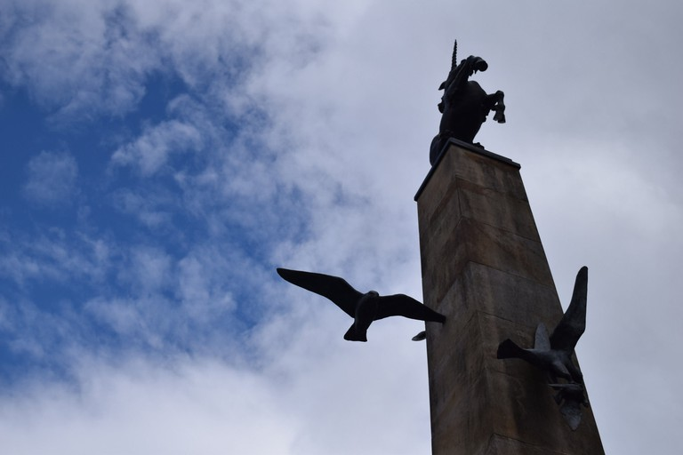 Falcon Square Mercat Cross