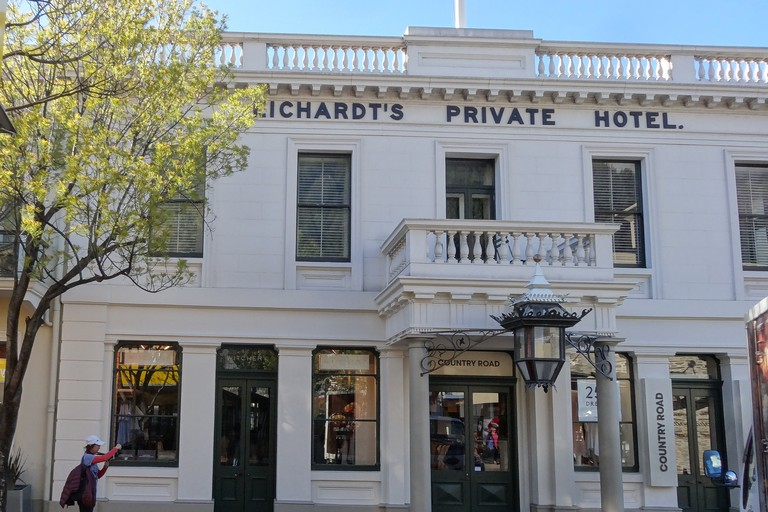 Eichardt's Private Hotel, Queenstown