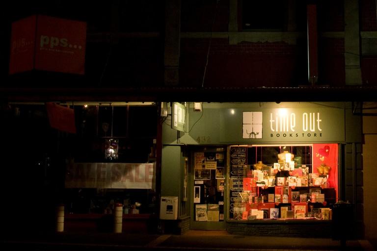 Time Out Bookstore, Mt Eden Village
