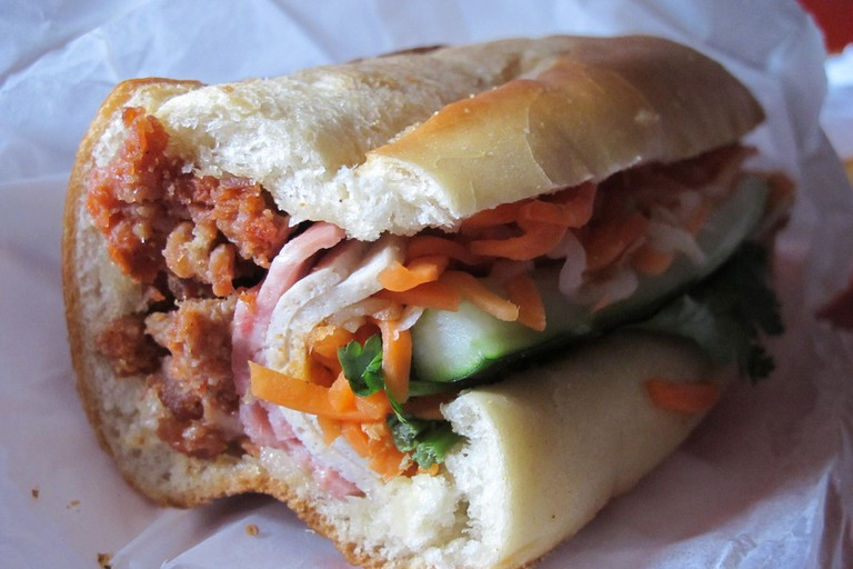 Try a Banh Mi