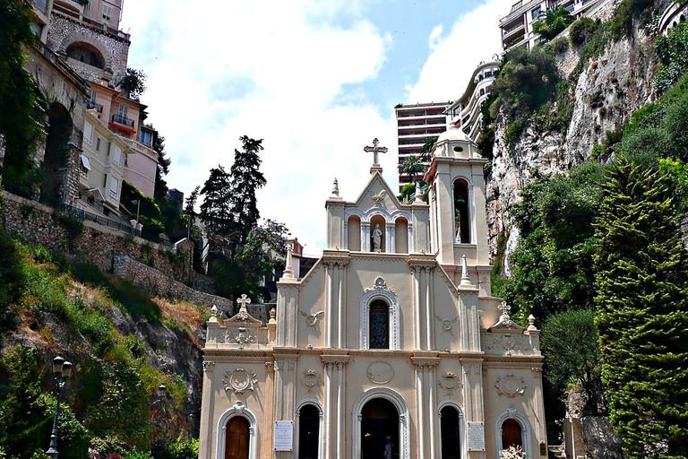 Sainte-Devote Church