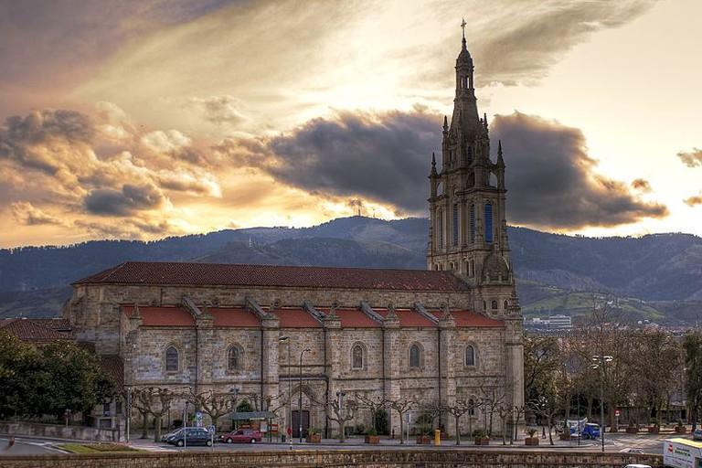 Basilica de Begoña, Bilbao