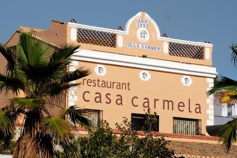 Casa Carmela restaurant, Valencia