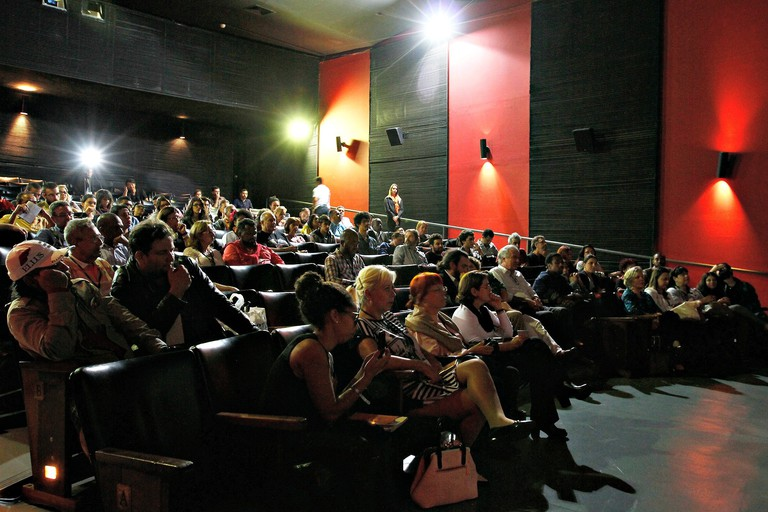 Spcine Olido Movie Theatre