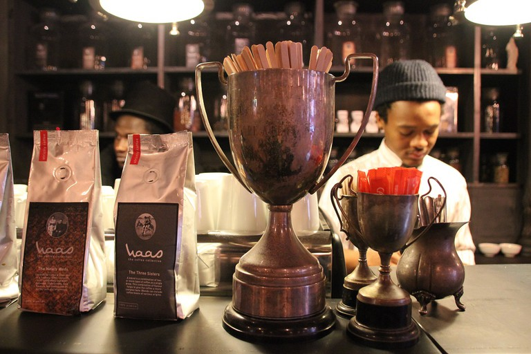 Haas coffees