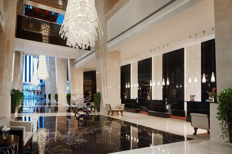 Courtesy of JW Mariott Hotel Ankara
