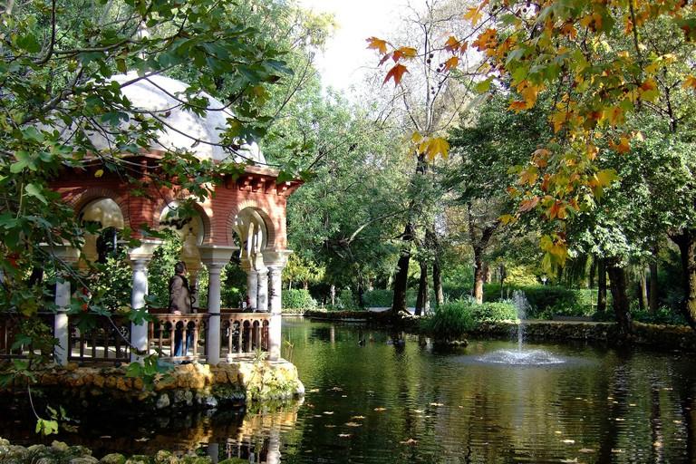 María Luisa Park, Seville